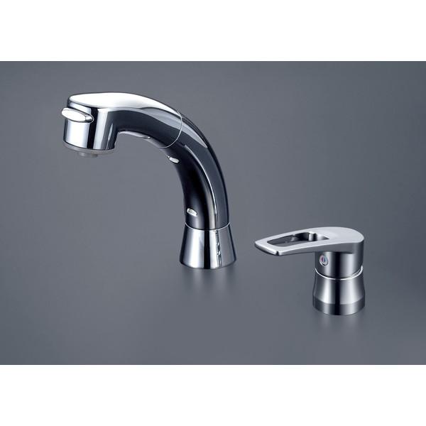 【送料無料】KVK KM5271TS2 シングル洗髪シャワー