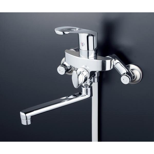 【送料無料】KVK KF5000WT 寒 シングルシャワー