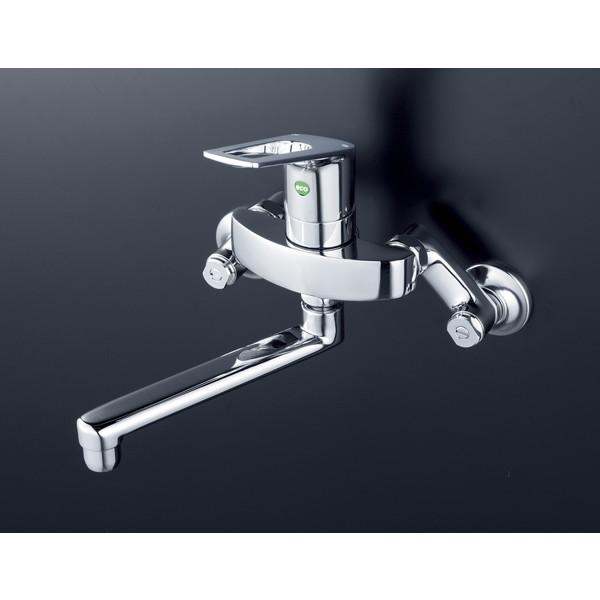 【送料無料】KVK KM5000TEC シングル混合栓 eレバー