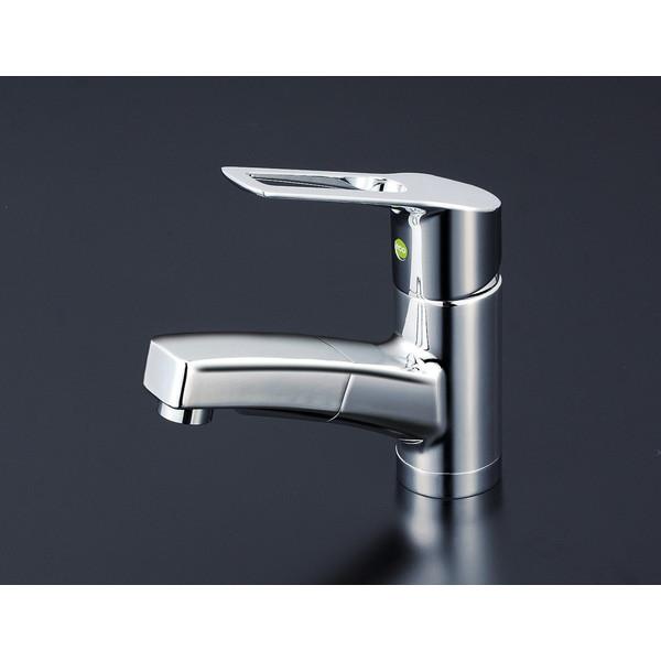 【送料無料】KVK KM8001TEC 洗面混合栓 eレバー