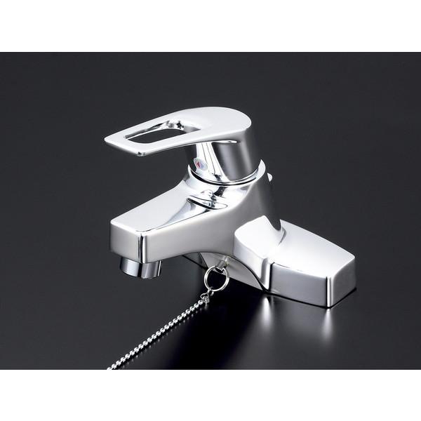 【送料無料】KVK KM7014ZTHP 寒 洗面混合栓 ポップ