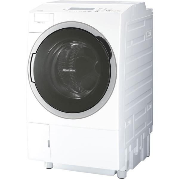 【送料無料】東芝 TW-117V5L-W グランホワイト [ななめ型ドラム式洗濯乾燥機 (11.0kg) 左開き]