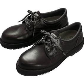 【送料無料】ミドリ安全 LRT910-BK-23.5 ブラック [ゴム2層底安全靴 (女性用・23.5cm)]