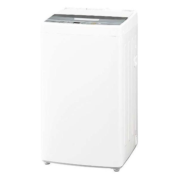 【送料無料】AQUA AQW-S45E-W ホワイト [全自動洗濯機 (4.5kg)]