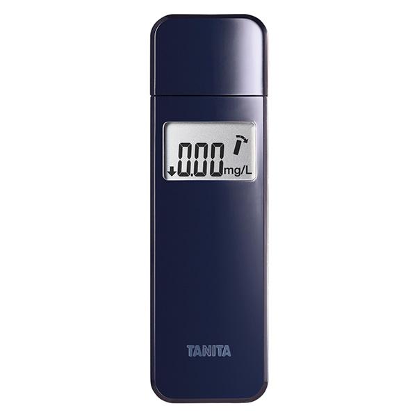 《2つ以上購入で送料無料!》 タニタ アルコールチェッカー EA-100-NV エチケットシリーズ 携帯用 簡単操作 TANITA ギフト お酒 飲酒 二日酔い チェック ケア ニオイ におい 臭い 口臭対策 口臭予防