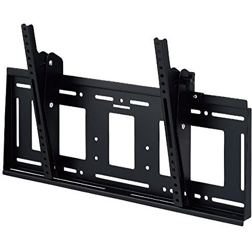 ハヤミ工産 MH-853B ブラック MHシリーズ [テレビ用壁掛金具(~85V型対応・角度調整タイプ・前後チルト可)] メーカー直送