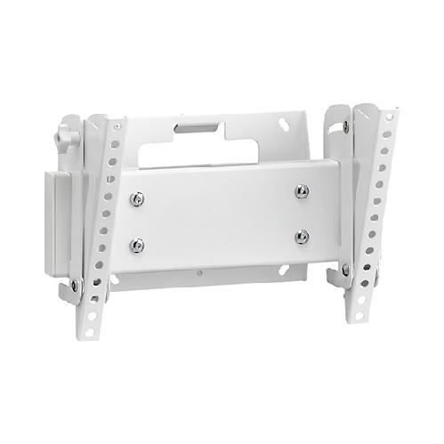 ハヤミ工産 CHP-W4T ホワイト [ツイン金具(両面・~43V型)] メーカー直送