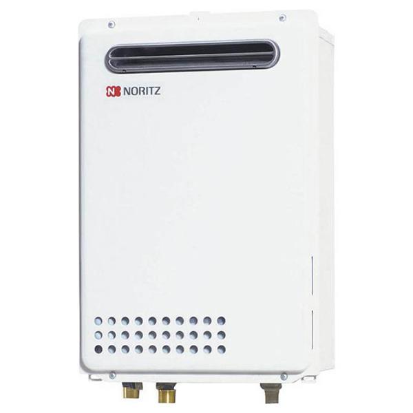 【送料無料】NORITZ GQ-1639WS-13A ユコアGQ-WS [ガス給湯器(都市ガス用) 給湯専用 屋外壁掛形 オートストップ 16号] 【16号】 設置工事 工事 可 取替 取り替え 交換