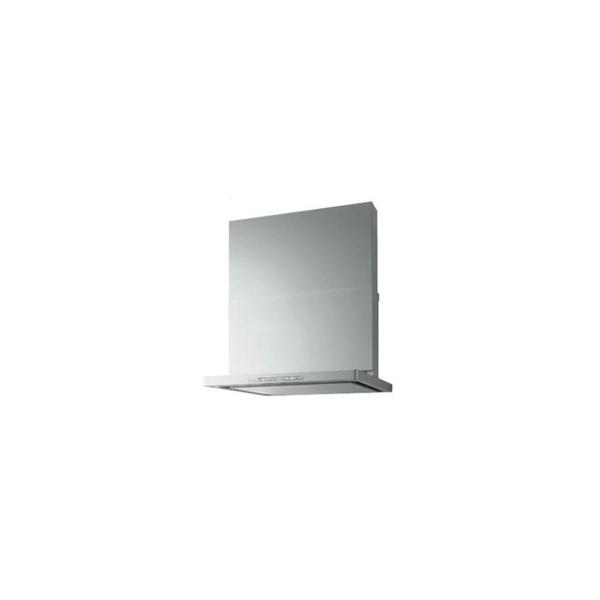 【送料無料】NORITZ NFG7S10MSI-R シルバー Curara [レンジフード (スリム型ノンフィルター/幅75cm/右排気)]