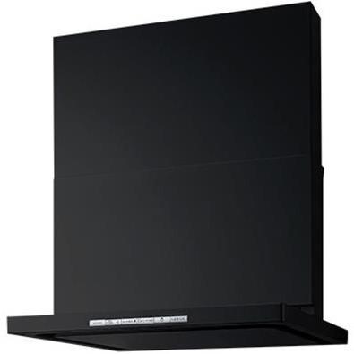 【送料無料】NORITZ NFG6S10MBAL ブラック Curara(クララ) [レンジフード (スリム型ノンフィルター・シロッコファン・コンロ連動・幅60cm・左仕様)]