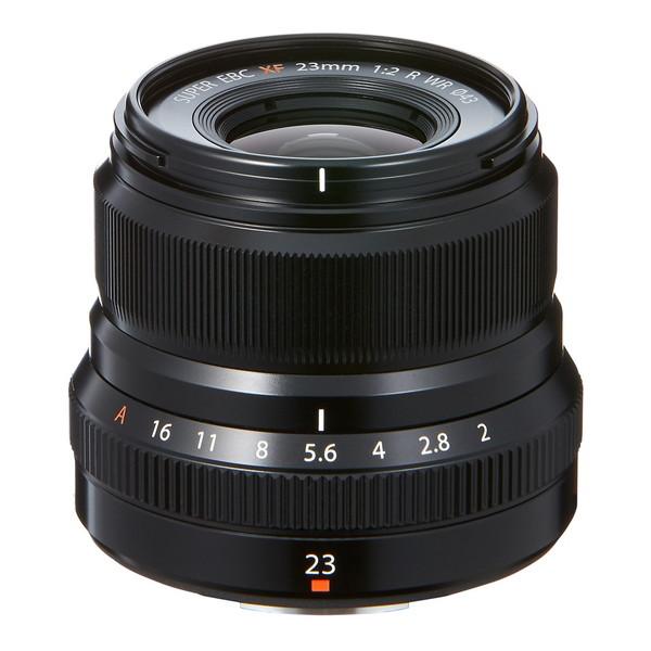 【送料無料】富士フィルム XF23mmF2 R WR ブラック [単焦点レンズ(FUJIFILM Xマウント)]