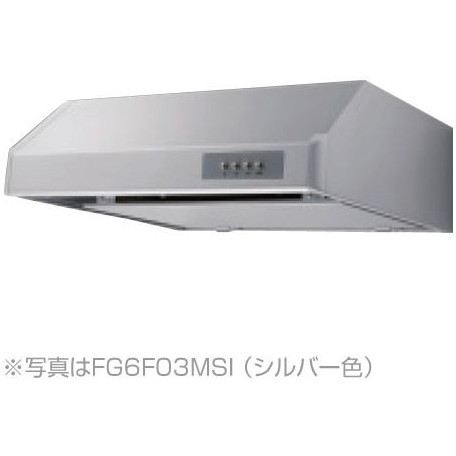 【送料無料】NORITZ NFG9F03MSI シルバー [レンジフード (平型 シロッコファン・幅90cm)]