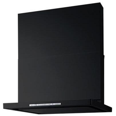 【送料無料】NORITZ NFG6S09MBAL ブラック Curara(クララ) [レンジフード (スリム型ノンフィルター・シロッコファン・幅60cm・左仕様)]
