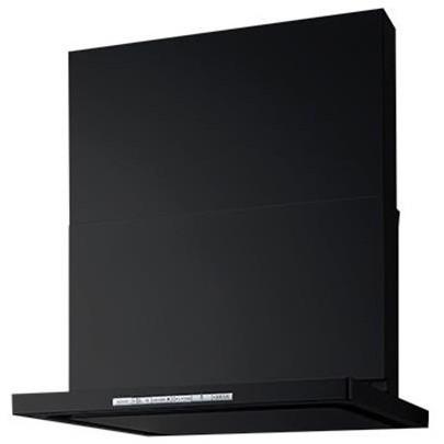 【送料無料】NORITZ NFG7S09MBAL ブラック Curara(クララ) [レンジフード (スリム型ノンフィルター・シロッコファン・幅75cm・左仕様)]