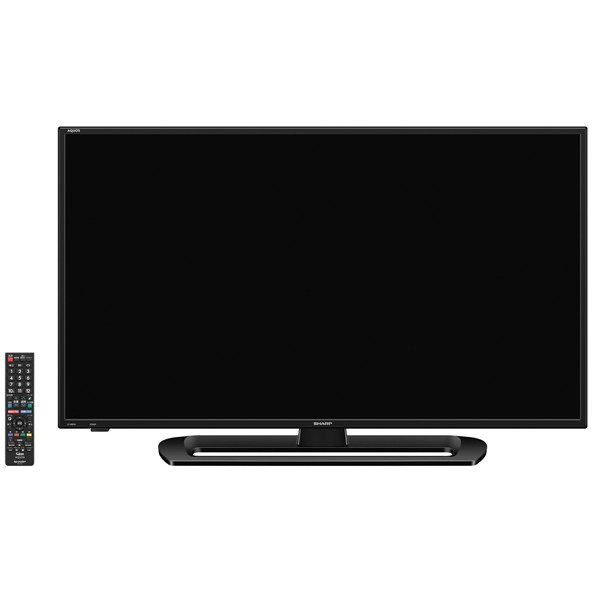 直下型LEDバックライトの採用による高画質 SHARP シャープ 40インチ  LC-40E40 40型 TV テレビ 液晶テレビブラック AQUOS [40V型地上・BS・110度CSデジタルフルハイビジョンLED液晶テレビ] tv テレビ リビング 寝室 子供部屋 新生活