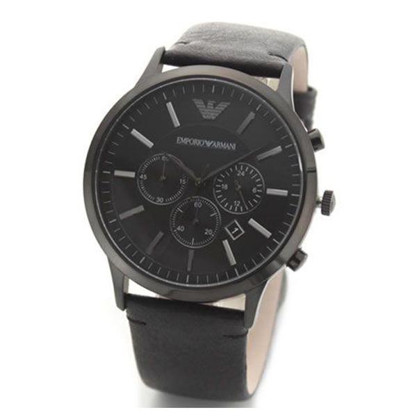 【送料無料】EMPORIO ARMANI AR2461 オールブラック [腕時計] 【並行輸入品】