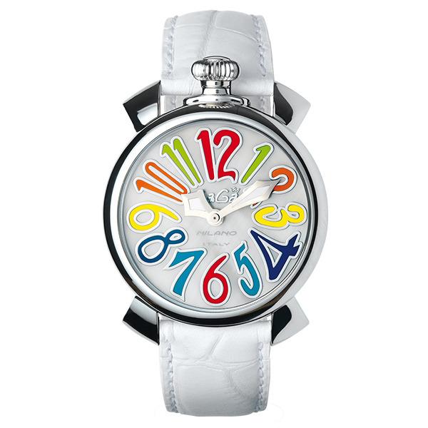 【送料無料 MANUALE】GAGA milano 5020.1 ホワイト MANUALE ホワイト 40MM 40MM [クォーツ腕時計(ユニセックス)]【並行輸入品】, カーポートマルゼン:e30a3ccb --- cognitivebots.ai