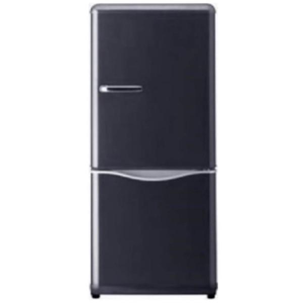 【送料無料】DAEWOO DR-C15AB ブラック [冷蔵庫 (2ドア・右開き・150L)]