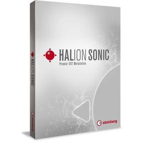 【送料無料】Steinberg HALION SONIC 3/R [プラグインソフト]