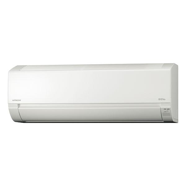 【送料無料】日立 RAS-AJ22G(W) スターホワイト [エアコン(主に6畳用)]霜取り コンパクト ソフト除湿 内部クリーン 新冷媒 セーブ運転 シンプル 一人暮らし RASAJ22GW