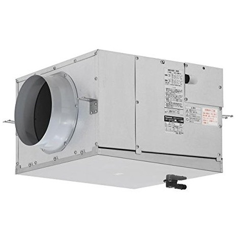 【送料無料】PANASONIC FY-18DCS3 [消音形キャビネットファン(耐湿型/100V/φ150mm)]