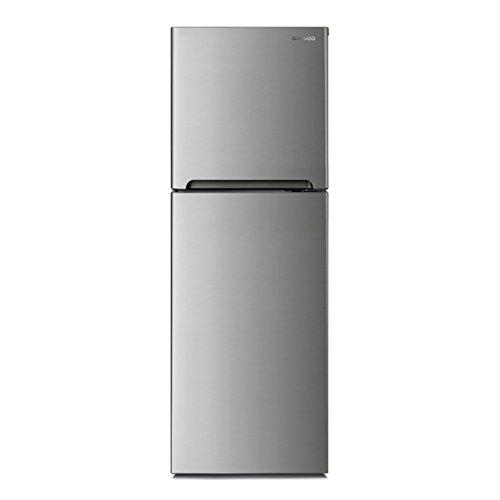 【送料無料】DAEWOO DR-T24GS メタルシルバー [冷蔵庫 243L 右開き] 【代引き・後払い決済不可】【離島配送不可】