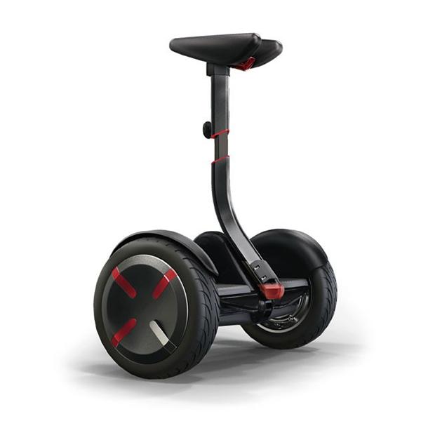 【送料無料】OTOMO NINEBOT mini Pro ブラック [立ち乗り電動二輪車]【同梱配送不可】【代引き不可】【沖縄・北海道・離島配送不可】