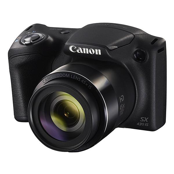 【送料無料】CANON PowerShot SX430 IS [コンパクトデジタルカメラ(2000万画素)]【同梱配送不可】【代引き不可】【沖縄・離島配送不可】
