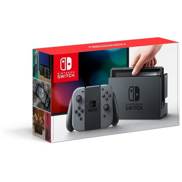【送料無料】任天堂 Nintendo Switch グレー [ゲーム機本体]