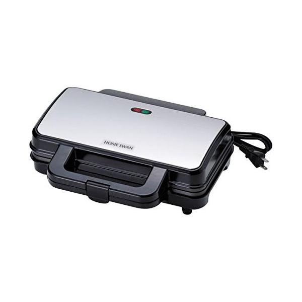 安い 激安 プチプラ 大人気 高品質 新津興器 SSH-90 そのままホットサンドメーカー ホットサンドメーカー