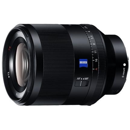 【送料無料】SONY SEL50F14Z Q Planar T* FE 50mm F1.4 ZA [交換レンズ (デジタル一眼カメラEマウント用)]
