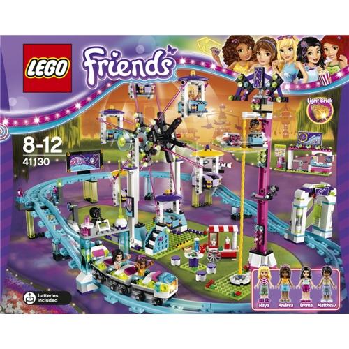 【送料無料】LEGO LEGO 41130 フレンズ 遊園地 ジェットコースター