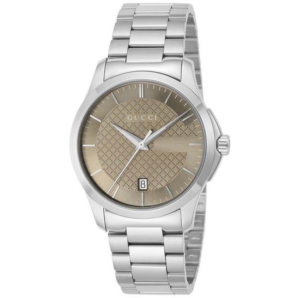 【送料無料】GUCCI(グッチ) YA126445 Gタイムレス メンズ [腕時計 メンズ YA126445 クオーツ] [腕時計【並行輸入品】, エビノ市:afdf3e65 --- sunward.msk.ru