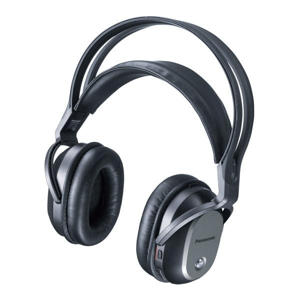 PANASONIC RP-WF70-K [ワイヤレスサラウンドヘッドホン]
