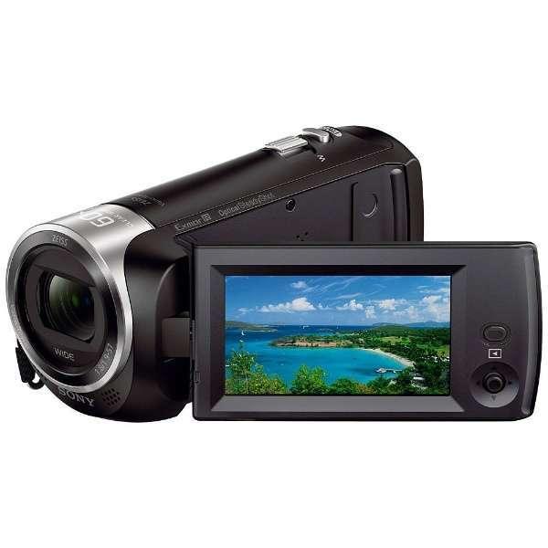 ソニー (SONY) HDR-CX470 B ブラック [デジタルHD ビデオカメラレコーダー] Handycam(ハンディカム)
