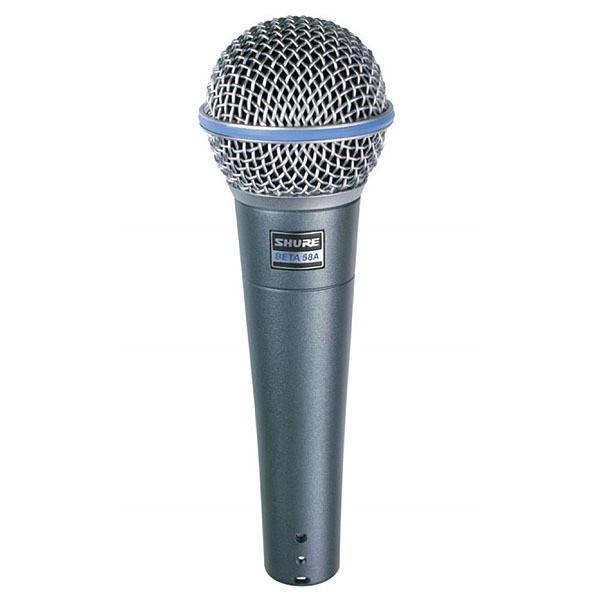 【送料無料 BETA58A-X】SHURE BETA58A-X [ボーカル用ダイナミック型マイクロホン], ワイコム:8583cd97 --- sunward.msk.ru