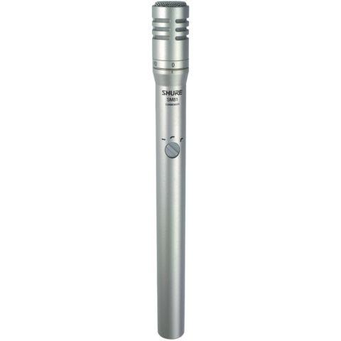 【送料無料】SHURE SM81-LC-X [コンデンサー型マイクロフォン]