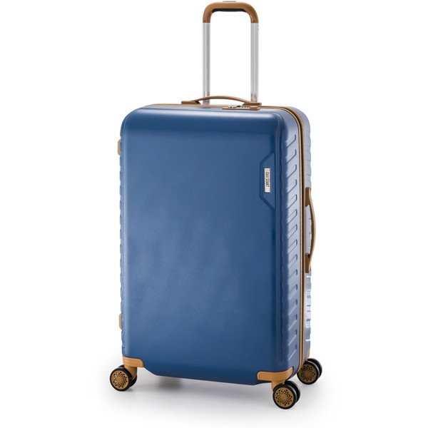【送料無料】アジア・ラゲージ MS-202-28 ターコイズブルー マックススマート [スーツケース (71L/4~7泊)]