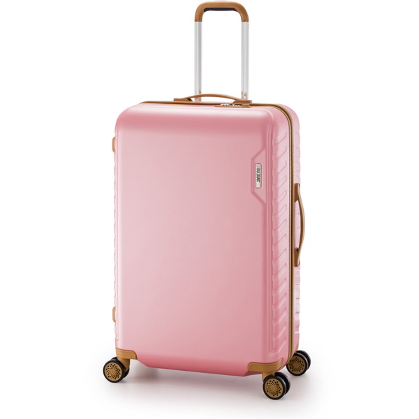 【送料無料】アジア・ラゲージ MS-202-28 ピンク マックススマート [スーツケース (71L/4~7泊)]