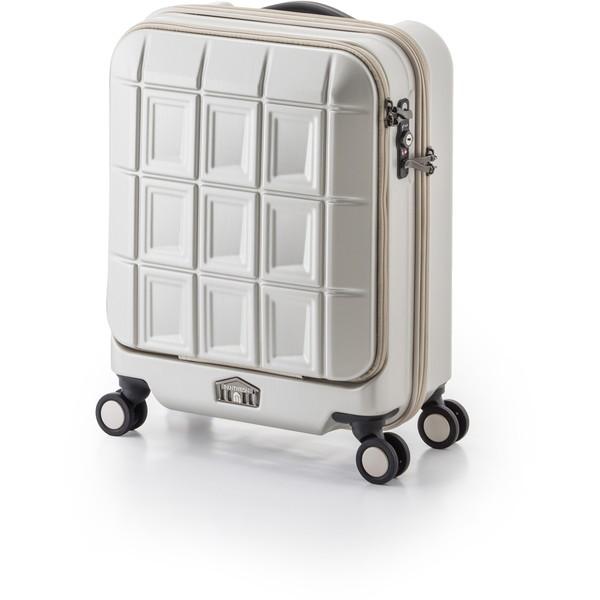 【送料無料】アジア・ラゲージ PTS-5005K マットブラッシュシャンパンゴールド パンテオン [スーツケース (32L/1~3泊)]