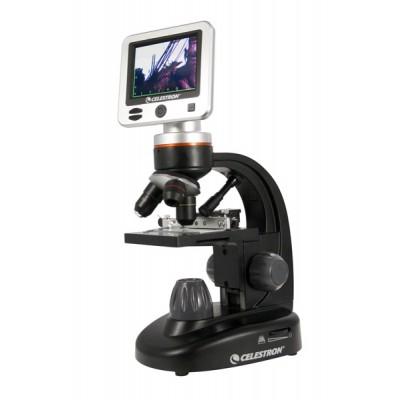【送料無料】LCDデジタル顕微鏡II CELESTRON セレストロン CE44341