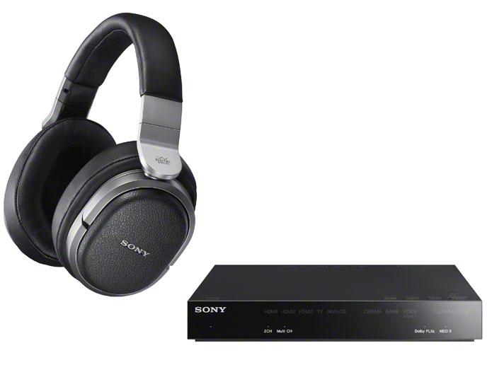 SONY MDR-HW700DS [デジタルサラウンドヘッドホンシステム (9.1ch対応)]