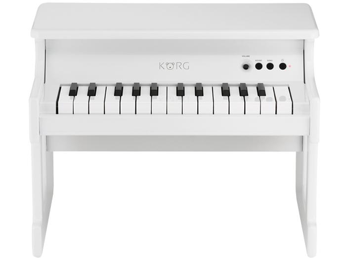 【送料無料 tinyPIANO】KORG tinyPIANO WH WH ホワイト ホワイト [電子ピアノ], アイシン:2abba86a --- sunward.msk.ru