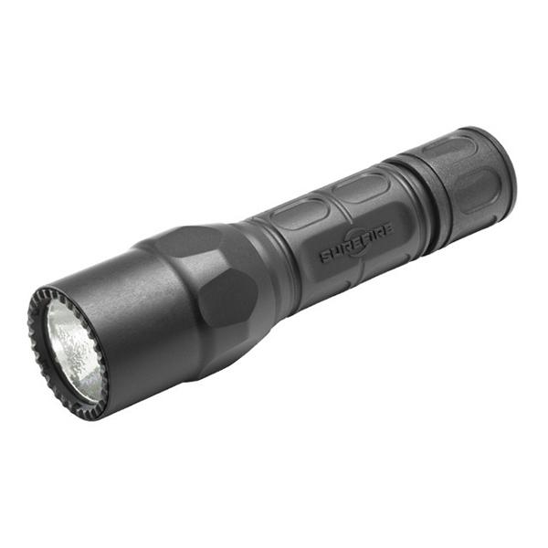 【送料無料】SureFire G2X-C-BK ブラック G2X タクティカル [LEDフラッシュライト(320lm)]