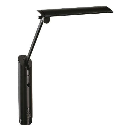 【送料無料】山田照明 Z-3600B ブラック(黒) Z-LIGHT(ゼットライト/Zライト) [LED光源デスクライト 人感センサー搭載] 昼白色 5800K(Ra70) 専用クランプ(取付可能厚40mmまで) 非調光