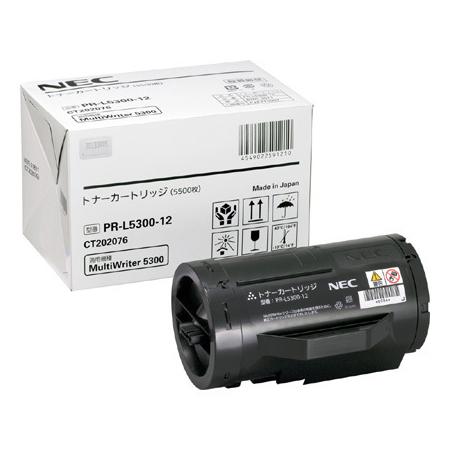 NEC PR-L5300-12 [PR-L5300用 純正トナーカートリッジ] メーカー直送