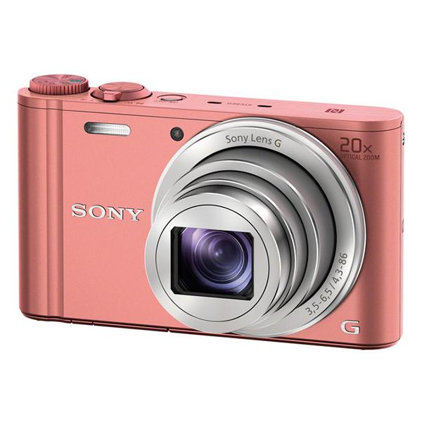 SONY DSC-WX350/P ピンク サイバーショット [コンパクトデジタルカメラ(1820万画素)]
