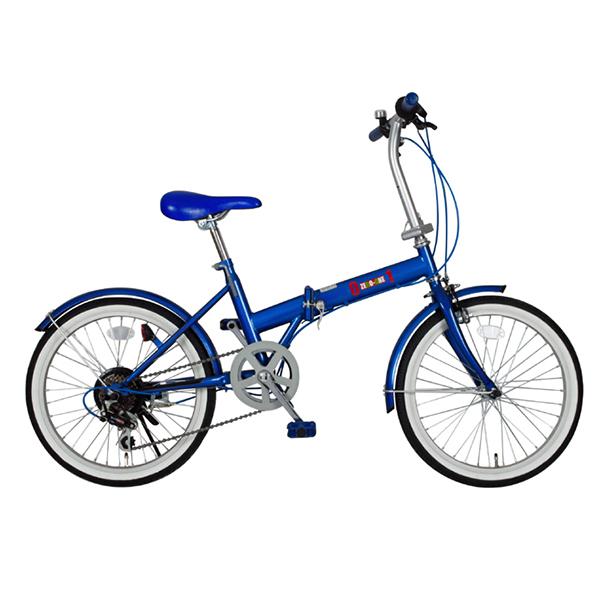 【送料無料】ミムゴ MG-ZRE206-WH ホワイト ZERO-ONE(ゼロワン) [折りたたみ自転車(20インチ・6段変速)]【同梱配送不可】【代引き不可】【沖縄・北海道・離島配送不可】