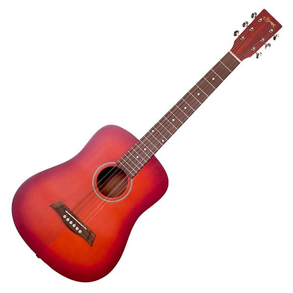 【送料無料】Yairi YM-02/CS(S.C) チェリーサンバースト S.YAIRI Compact-Acousticシリーズ [ミニアコースティックギター]