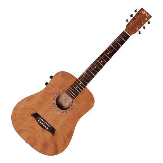 【送料無料】Yairi YM-02E/MH(S.C) マホガニー S.YAIRI Compact-Acousticシリーズ [ミニエレクトリックアコースティックギター]